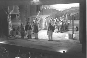 """מתוך האופרה """"דן השומר"""", 1945"""