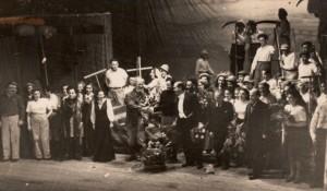 דן השומר – קידה (1945)